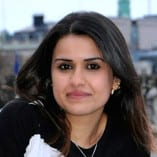 Yosra Albakkar (Jordan) – Arava Institute Alumna and FAI Trustee