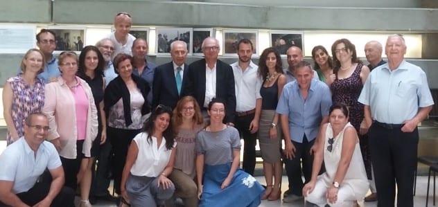 Peres meeting
