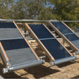 Solar Colector for CREEC main page