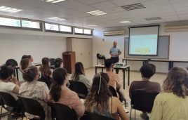 introductory speech to Fall 2021 students by Tareq Abu Hamed