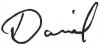 David Lehrer signature