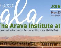 Join Us! May 23, 2021. Sunday • 8pm ET / 5pm PT The Arava Institute at 25 Pursuing Environmental Peace-building in the Middle East
